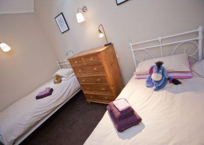 Bedroom Irish Cottage