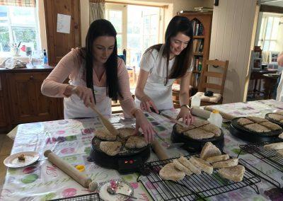 baking irish bread