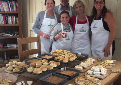 tradtional irish bread making experience